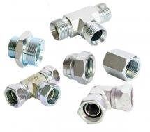 Hydraulic Adaptors & Bonded Washers