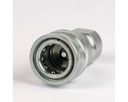 "ISO B Quick Coupler Female3/4"" BSP Fem"