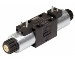 CETOP 8 Pilot Operated Proportional Valve