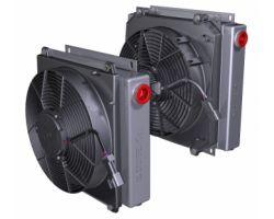 12 & 24VDC Air Blast Coolers