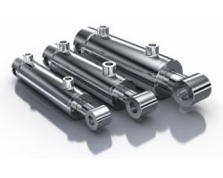 40 Bore Stainless Steel Hydraulic Rams